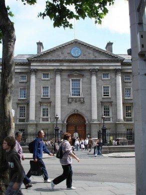 séminaire incentive dublin - trinity college
