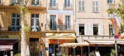 Un séminaire au style provençal à Aix-en-Provence