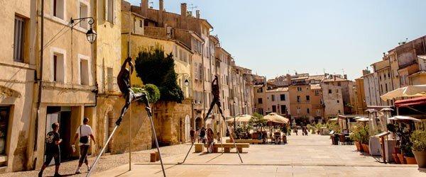 Un séminaire au style provençal à Aix-en-Provence - 1