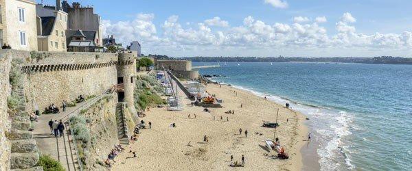Saint-Malo, un séminaire authentique en bord de mer