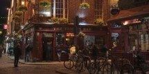 Irlande pub Dublin