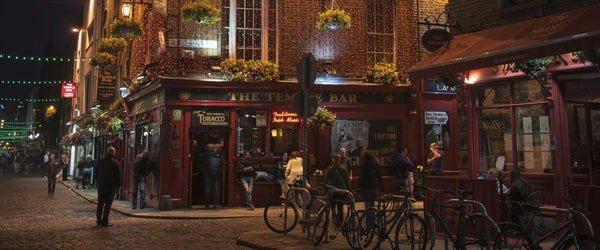 Séminaire authentique et ambiance citadine à Dublin - 1