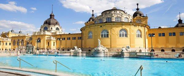Széchenyi  Budapest - activité séminaire hongrie