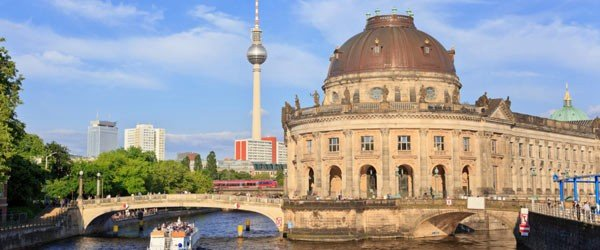 Un séminaire au cœur d'une capitale branchée, Berlin