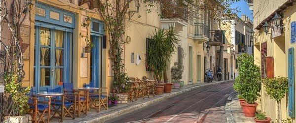 Athènes, un séminaire original aux portes de l'antiquité
