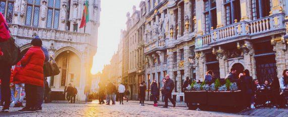 Un séminaire à Bruxelles, capitale moderne et attachante