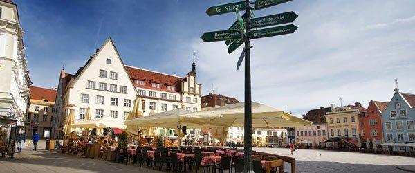 Un séminaire dans une ville chargée d'histoire à Tallinn
