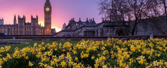 Un séminaire à Londres, ville de la mode et de l'art