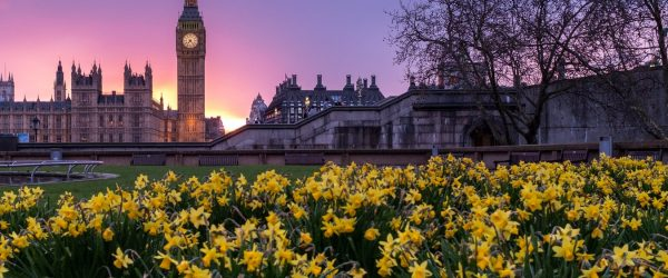 Un séminaire à Londres, ville de la mode et de l'art - 1