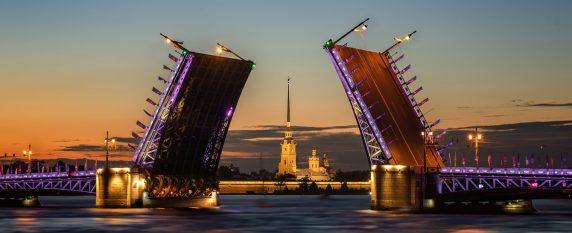 Un séminaire à Saint-Pétersbourg, la Venise du Nord dans toute sa splendeur