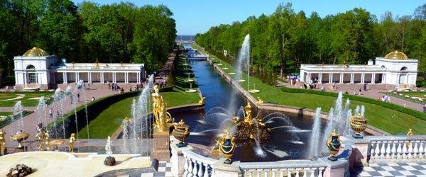 Un séminaire à Saint-Pétersbourg, la Venise du Nord