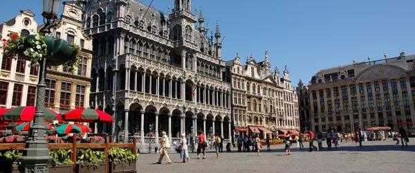 Un séminaire à Bruxelles, capitale moderne et attachante - 1