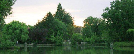 Un séminaire face au lac à Enghien-les-Bains