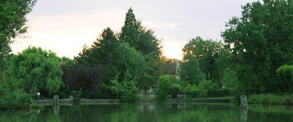 Un séminaire face au lac à Enghien-les-Bains - 1