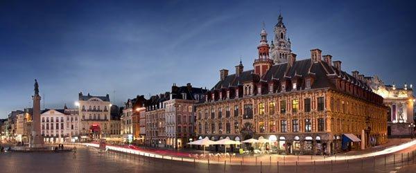 Patrimoine de Lille - activités séminaire Lille