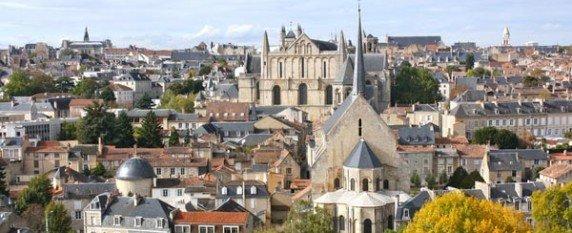 Un séminaire à Poitiers, la ville aux 100 clochers