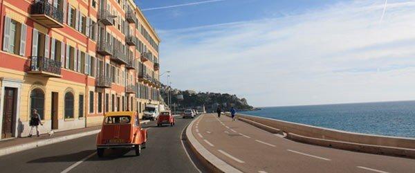 Un séminaire à Nice, capitale de la French Riviera