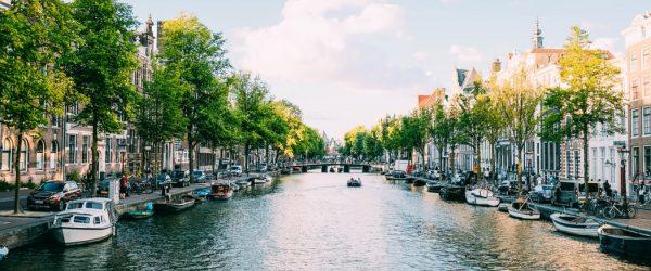 Un séminaire dans une capitale pittoresque, Amsterdam - 1