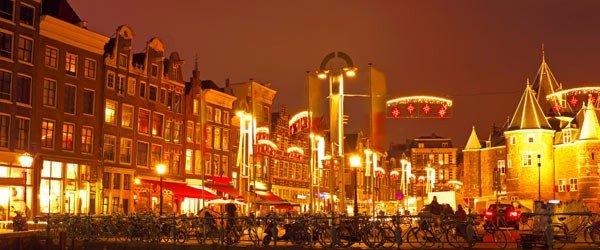 Un séminaire dans une capitale pittoresque, Amsterdam