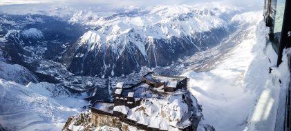 Un séminaire au pied du Mont-Blanc, à Chamonix