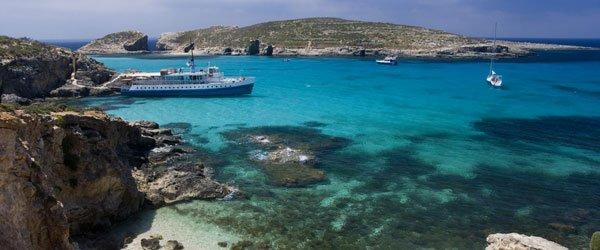 séjour incentive malte lagon bleu