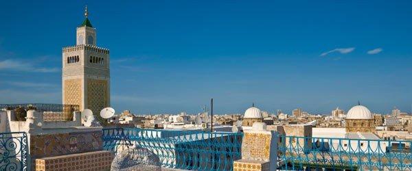 Un séminaire au cœur de la médina à Tunis
