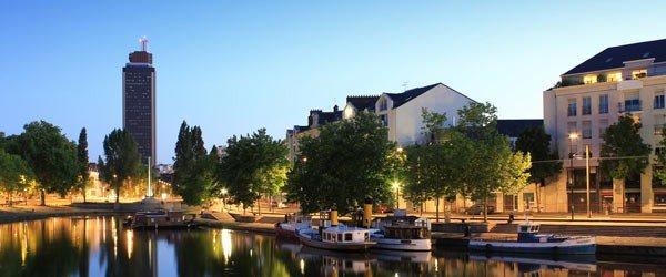 Un séminaire à Nantes, sur les rives de la Loire