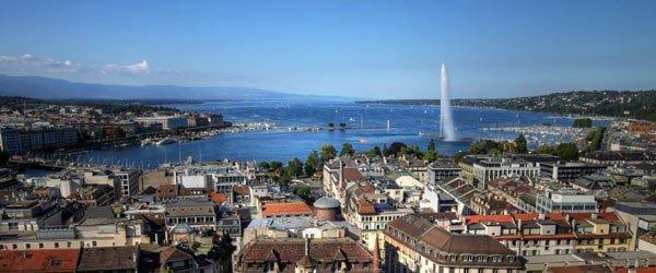 Genève, un séminaire entre lac et montagne - 1
