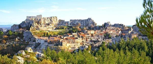Les-Baux-de-Provence, un séminaire au chant des cigales - 1