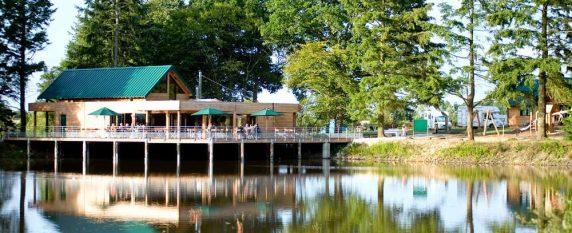 Un séminaire au vert à Senonches au beau milieu de la nature