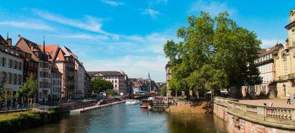 Un séminaire à Strasbourg, ville animée et chargée d'histoire