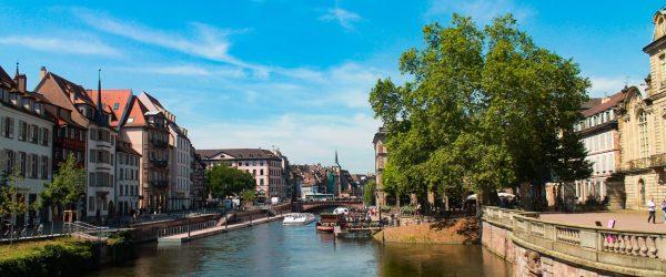 Un séminaire à Strasbourg, ville animée et chargée d'histoire - 1