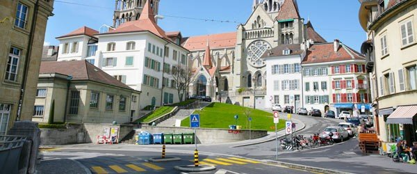 Un séminaire à Lausanne sur les rives du lac Léman