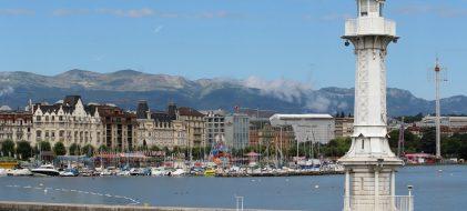 Genève, un séminaire entre lac et montagne