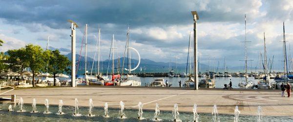 Un séminaire à Lausanne sur les rives du lac Léman - 1