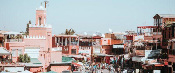 Un séminaire à Marrakech, la cité impériale du Maroc - 1