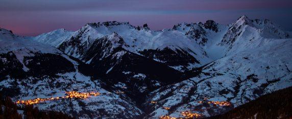 Un séminaire face au Mont-Blanc à La Plagne