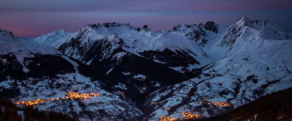 Un séminaire face au Mont-Blanc à La Plagne - 1