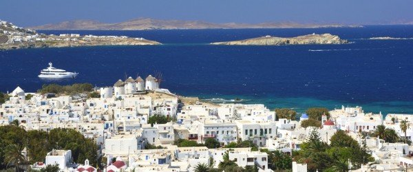 Mykonos, un séminaire au cœur des Cyclades Grecques