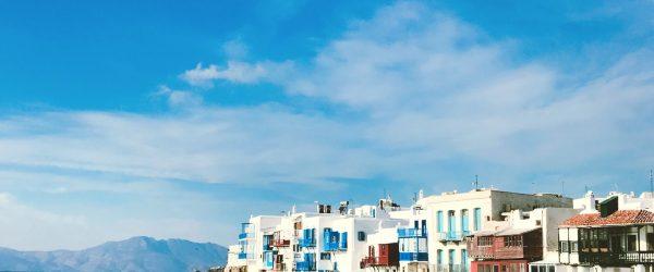 Mykonos, un séminaire au cœur des Cyclades Grecques - 1