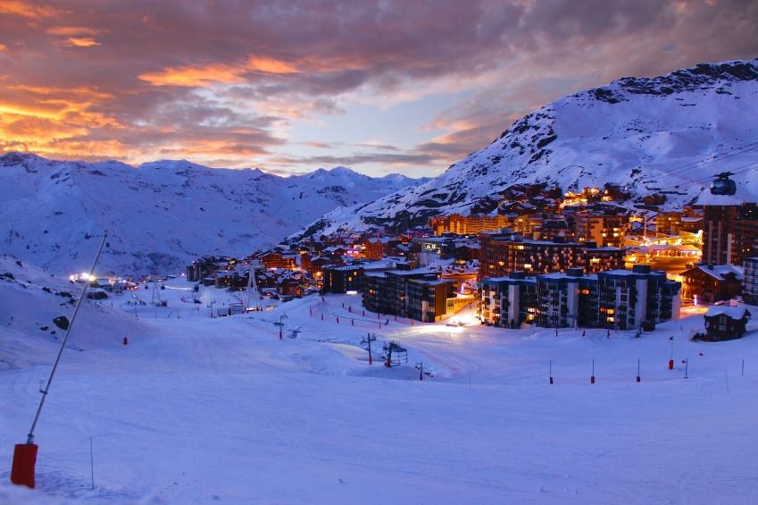 séminaire ski val thorens