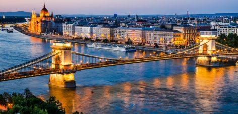 Voyage entreprise Budapest