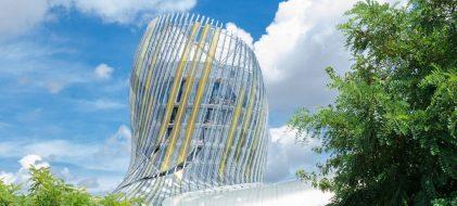 Cité du vin à Bordeaux