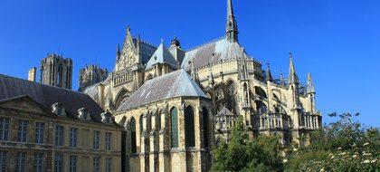 chateau de Notre Dame de Reims