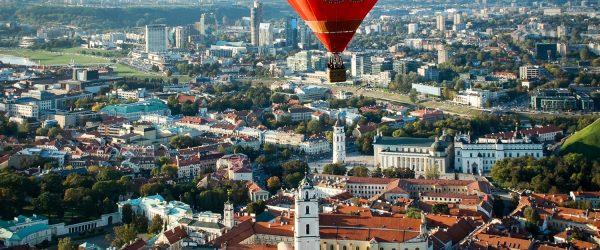 Vilnius, le secret le mieux gardé de l'Europe - 1
