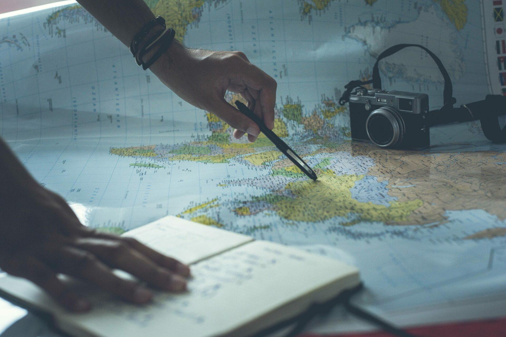 Trouvez la destination de votre voyage incentive